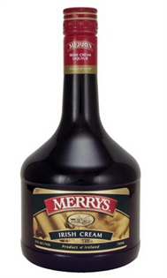 Merrys Irish Cream 1.00l